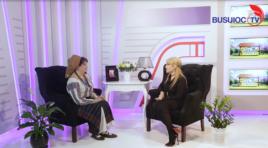 """Adriana Ochișanu în vizită la emisiunea ,,Cântă-mi lăutare"""""""