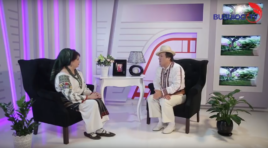 """Veronica Mihai & Arsenie Botnaru în vizită la ,,Cântă-mi, lăutare"""""""
