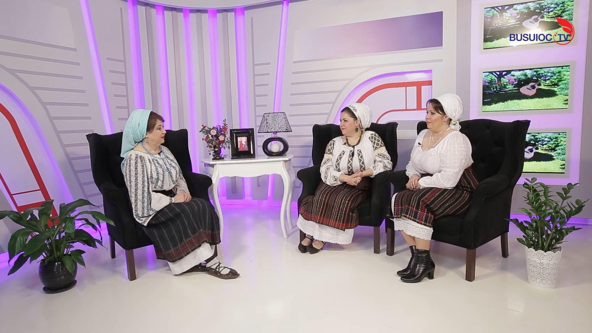 """""""Cântă-mi lăutare"""" cu surorile Veronica Valuţă Bantaş şi Diana Valuţă"""