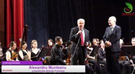 """A început a XV-a ediție a Festivalului Internaţional """"Nopţile pianistice din Moldova – Marea Neagră"""""""