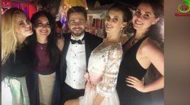 Ce ținute glamuroase au purtat invitații la nunta lui Pasha Parfeni!