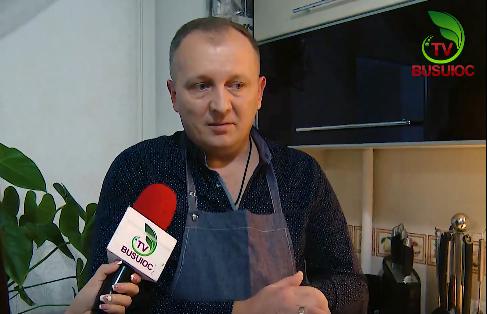 Acasă la Viorel Cireș! Interpretul a demonstrat că e talentat și în bucătărie | Beaumonde