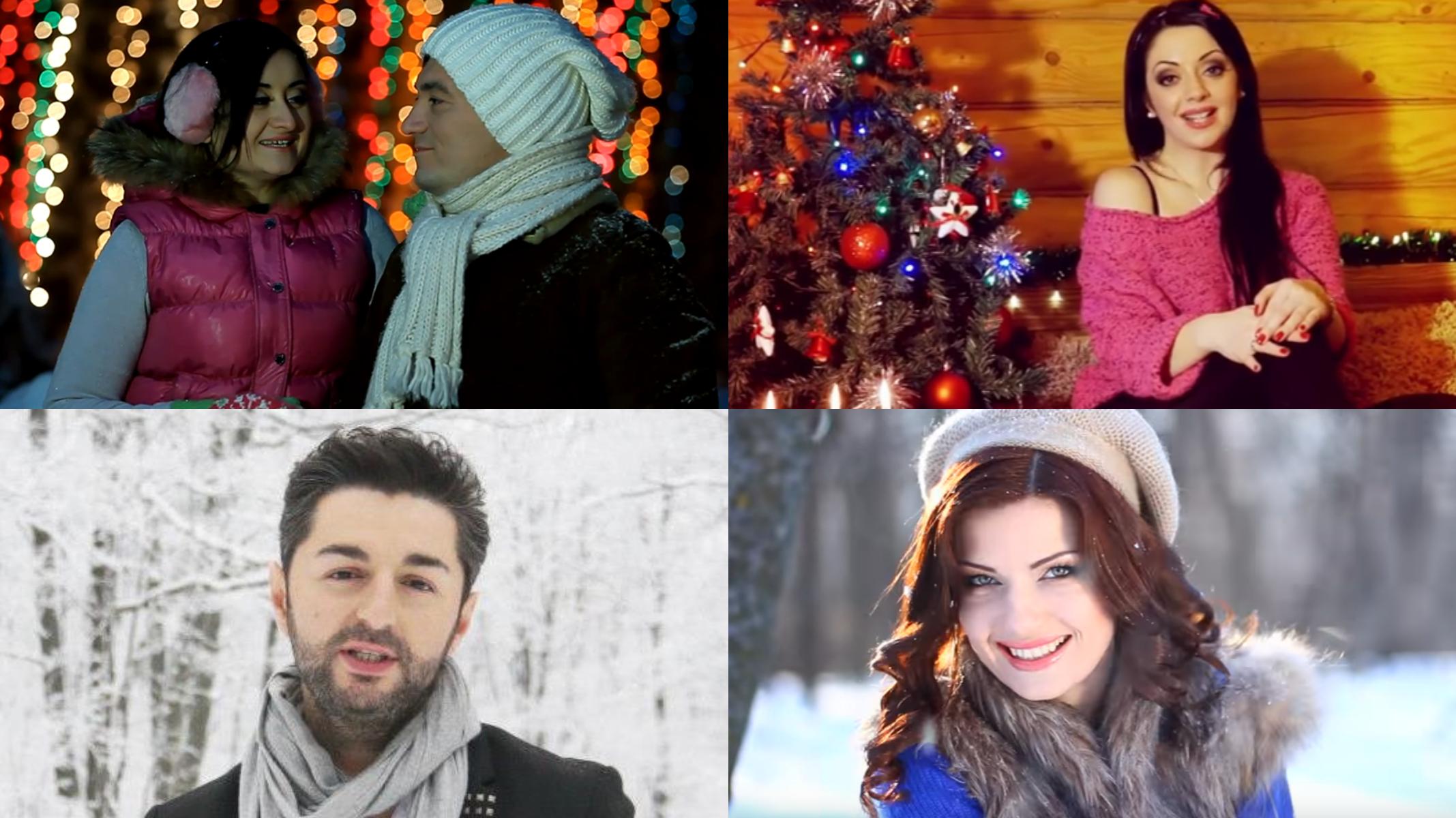 Top 7 cântece pe care trebuie să le asculți în această iarnă
