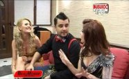Dianna Rotaru, Anatolie Melnic si Mariana Mihaila au imblinzit un sarpe