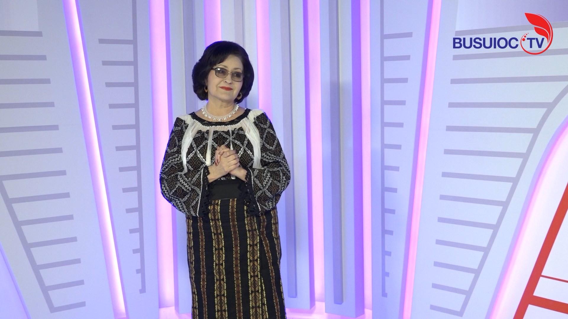 Olga Ciolacu la Cîntă-mi lăutare
