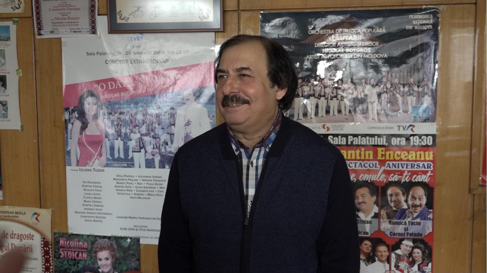 Maestrul Nicolae Botgros spulberă miturile despre orchestra Lăutarii