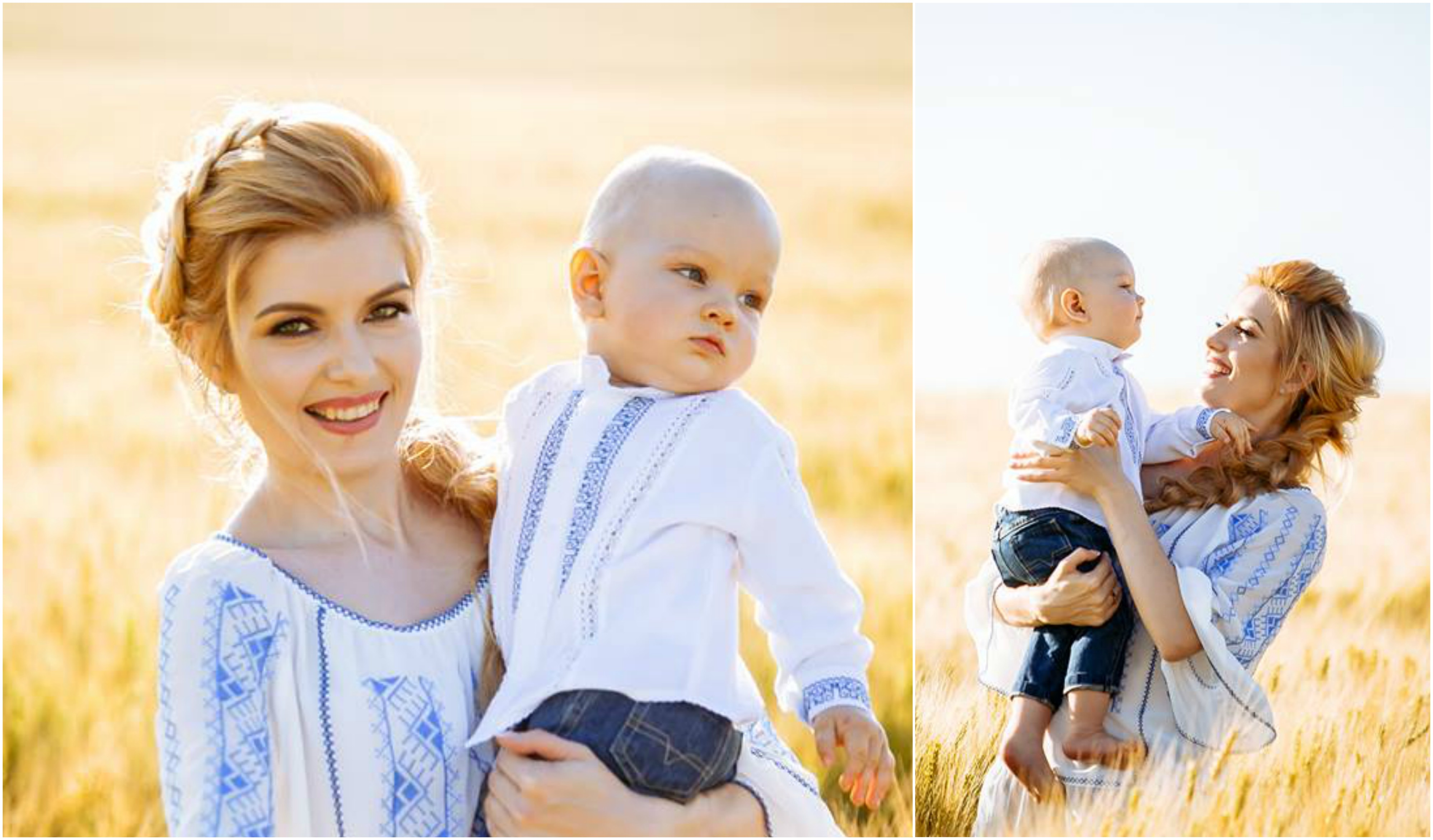 Mariana Mihăilă alături de fiul ei Marius în cel mai nou videoclip pe care-l va lansa în curând!