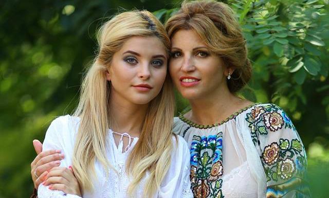 Victoria Lungu, alături de fiica ei Valeria în cel mai nou videoclip!