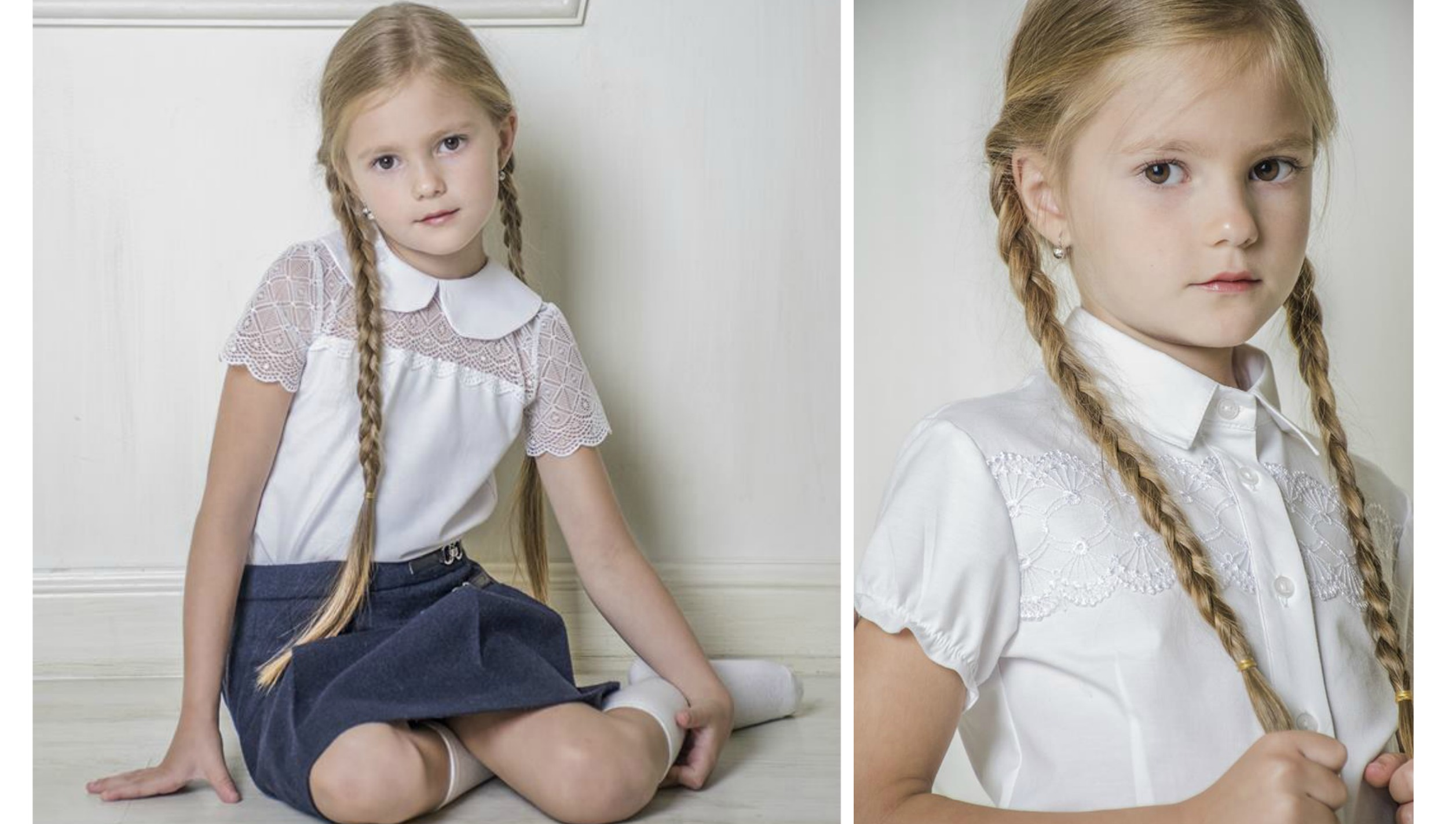 Vine școala! Micuța Olivia – Carmen Prado te ajută să-ți alegi uniforma perfectă //Foto