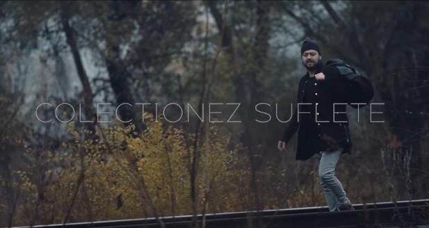 """Guz, încărcat de emoții în ,,Colecționez suflete"""". Artistul a lansat un videoclip inspirat din viața personală"""