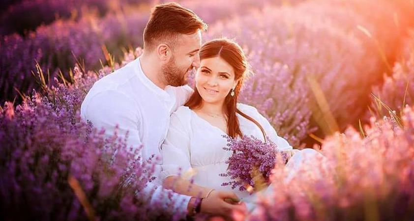 Ilie și Tatiana Maxian sărbătoresc astăzi 7 ani de căsnicie! Vezi ce mesaj i-a transmis cântărețul soției sale