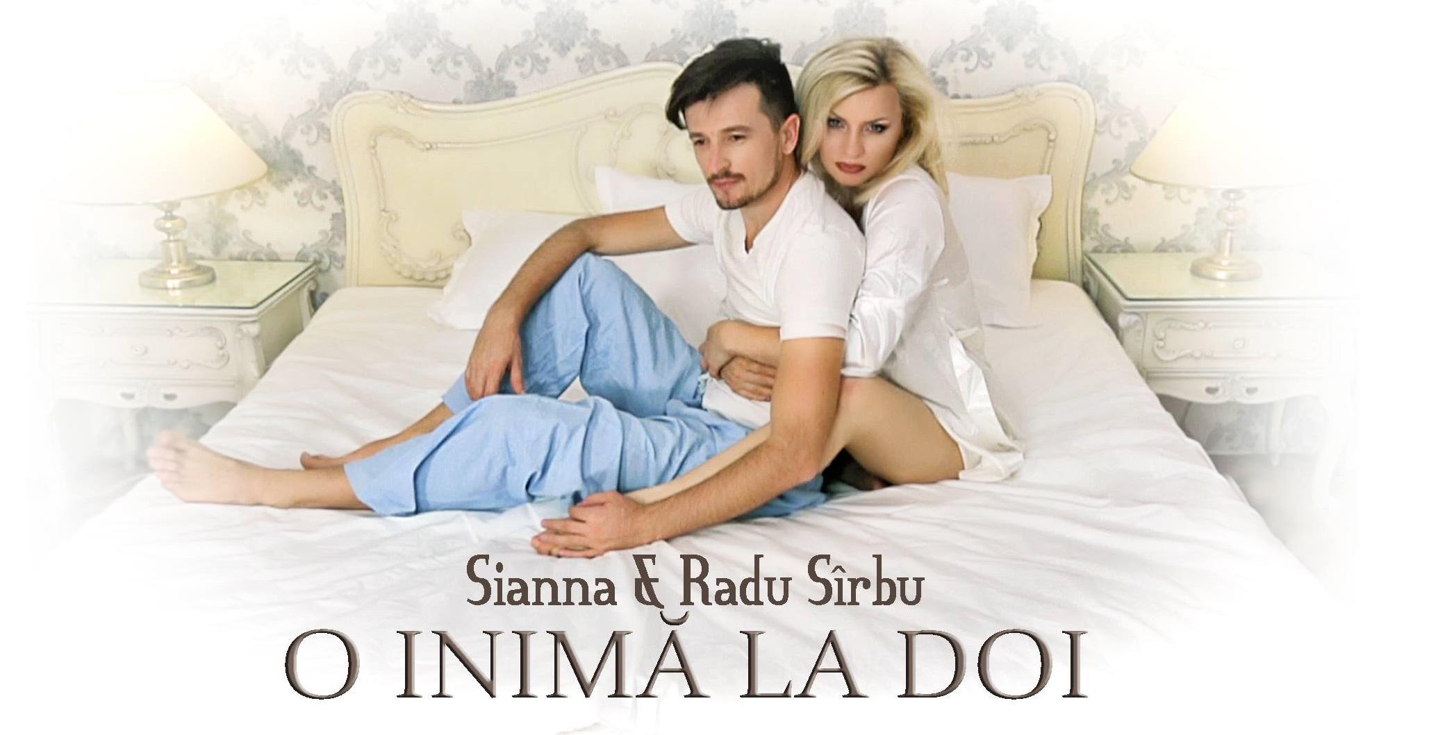 Sianna și Radu Sîrbu împart o inimă la doi! Ascultă noul lor videoclip