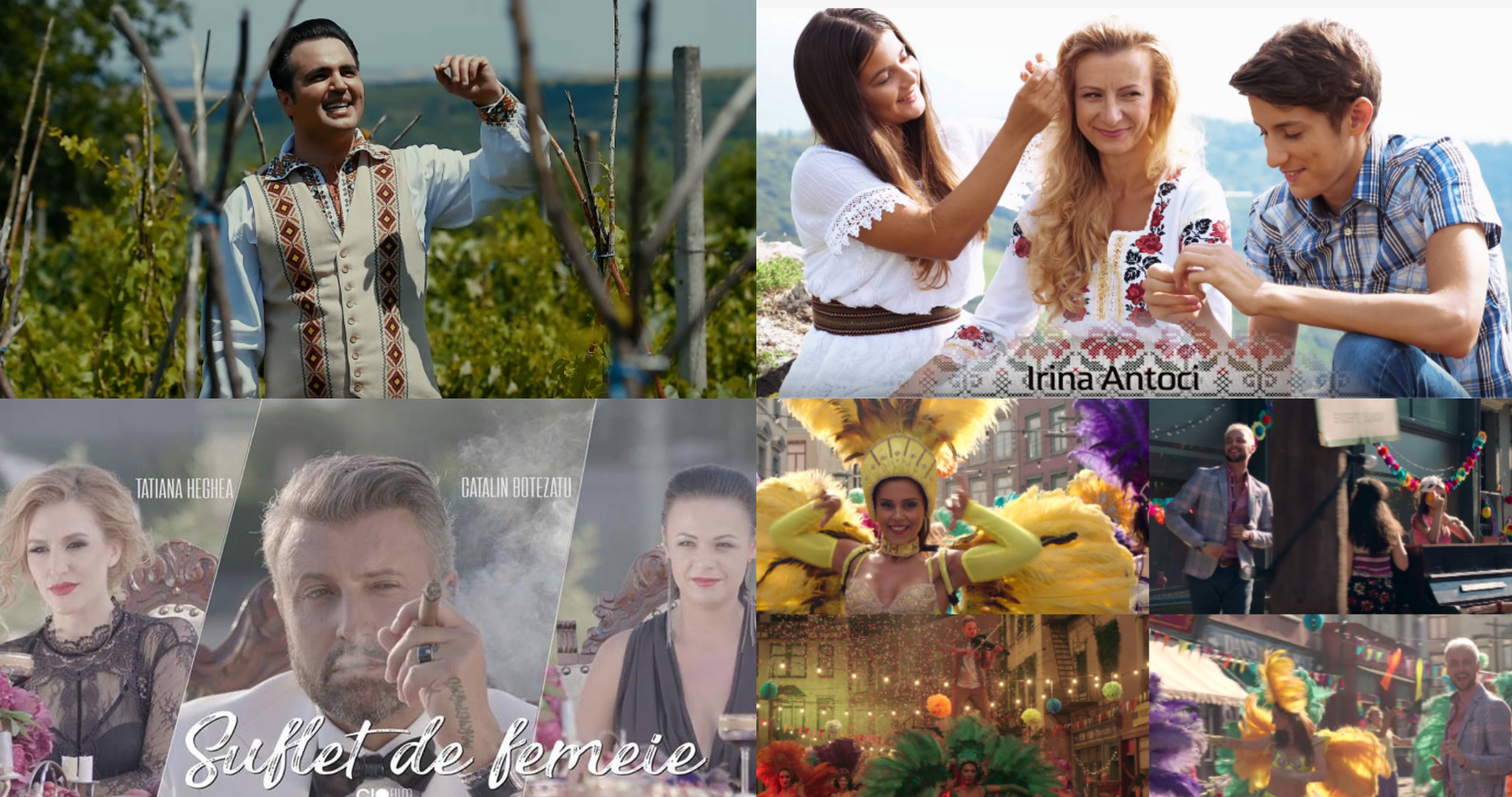 TOP 10 videoclipuri lansate în această toamnă de interpreții autohtoni!