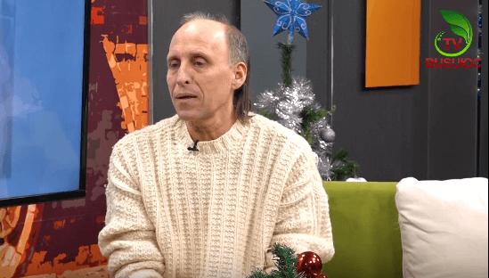 """Anatol Bivol, amintiri din copilărie: ,,Am dat foc bradului de Crăciun al bunicii"""""""