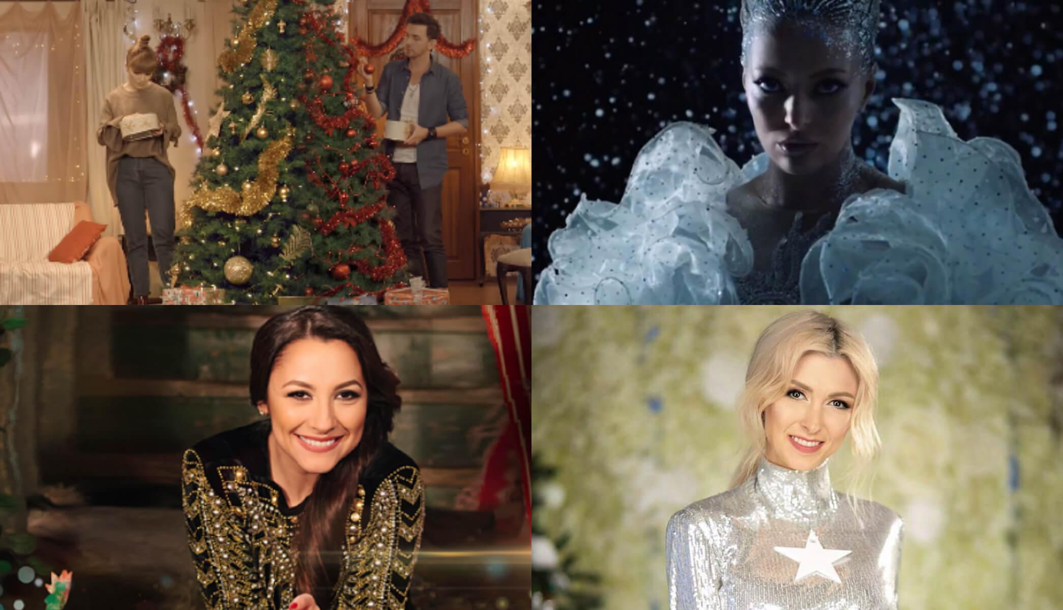 TOP 10 melodii de Crăciun interpretate de artiști români