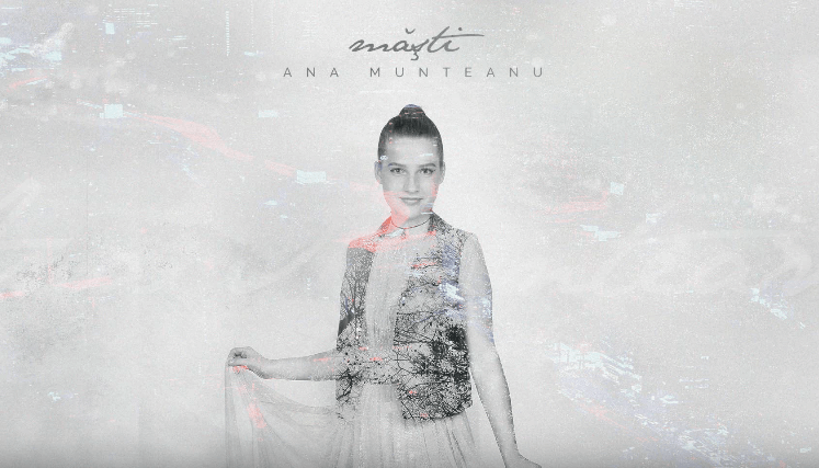 Ana Munteanu a lansat prima piesă din cariera solo! Ascult-o aici