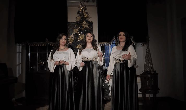 Trio Vatra Neamului și Nicoleta Ștefăneț au pregătit un cadou special de Crăciun! VIDEO