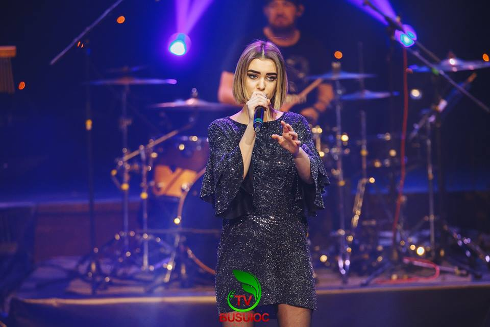 """Ne-a demonstrat încă odată că are talent! Olga Verbițchi a câștigat marele trofeu la festivalul """"Sanremo Music Awards""""!"""