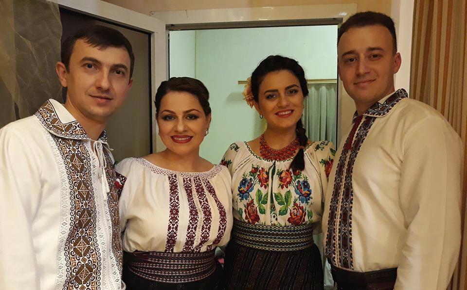 """Diamanta Paterău, Mihaela Tabură, Valentin Butucel și Andrei Coțofană, au lansat melodia ,,Haideți fraților acasă"""""""
