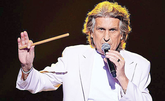 Cum arată Toto Cutugno la 74 de ani