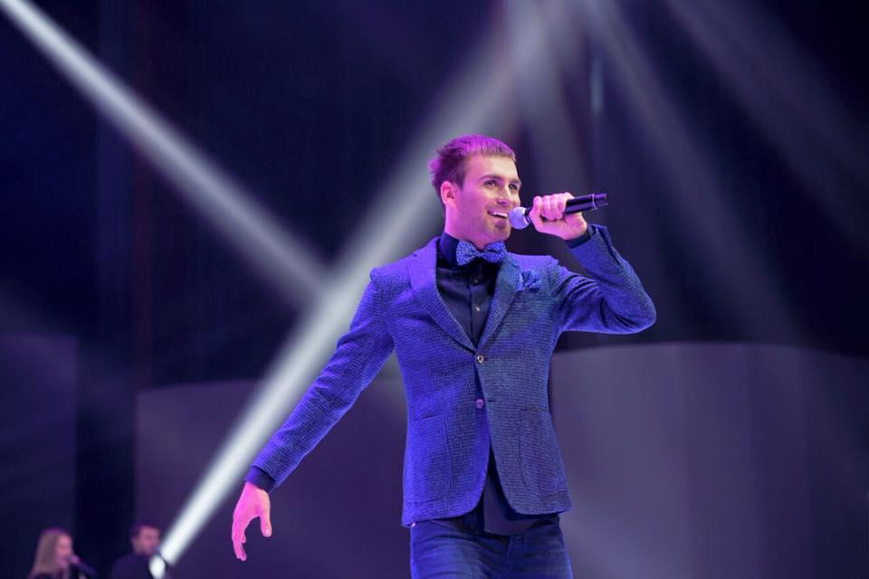 Ionel Istrati va susține un concert solo în orașul Sankt Petersburg!