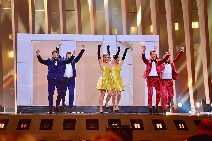 Trupa DoReDos s-a calificat în marea finală Eurovision 2018! Vezi prestația artiștilor