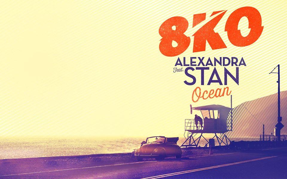 """Alexandra Stan și producătorul francez 8KO au scos videoclipul ,,Ocean"""""""