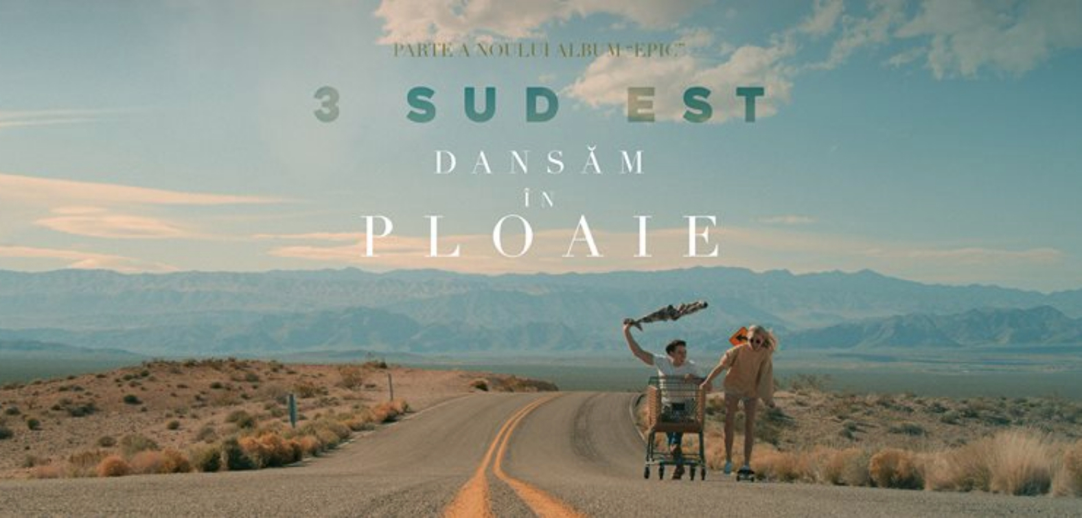 """PREMIERĂ! Băieții de la 3 Sud Est au un nou videoclip – ,,Dansăm în ploaie"""""""