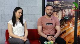 Ilie Maxian și Nătălița Olaru și-au unit talentele pentru un videoclip de excepție | Beaumonde