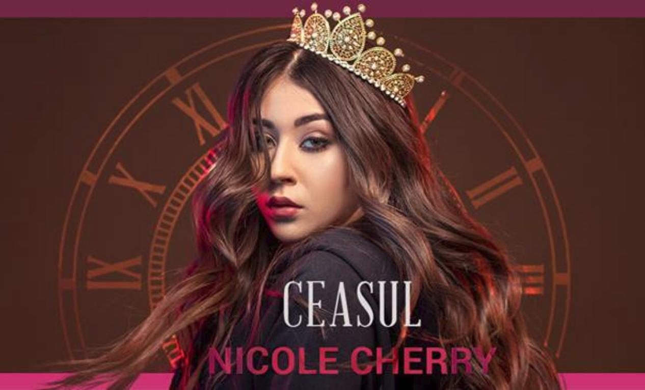 Nicole Cherry dă lovitura din nou! Cântăreața a lansat o piesă pe cale să devină hit