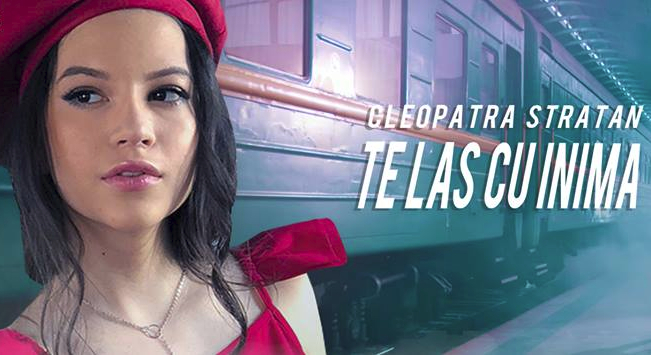 TE LAS CU INIMA – Noul single și videoclip lansat de Cleopatra Stratan! VIDEO