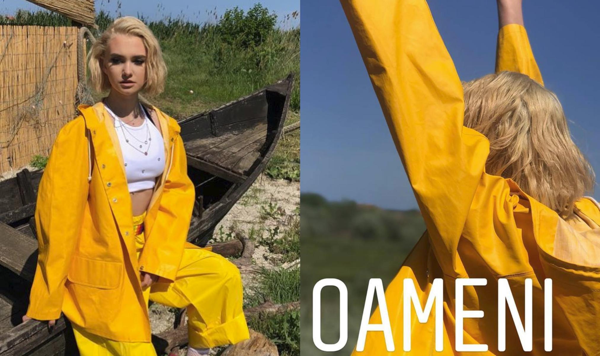"""O nouă piesă pe cale să devină hit! Olga Verbițchi a lansat videoclipul ,,Oameni"""" – VIDEO"""