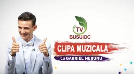 Clipa Muzicală cu Gabriel Nebunu. Invitată: Diana Stoica