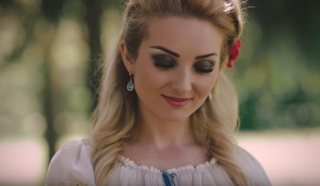 Interpreta Tatiana Martin a lansat un videoclip nou dedicat mamei (VIDEO)