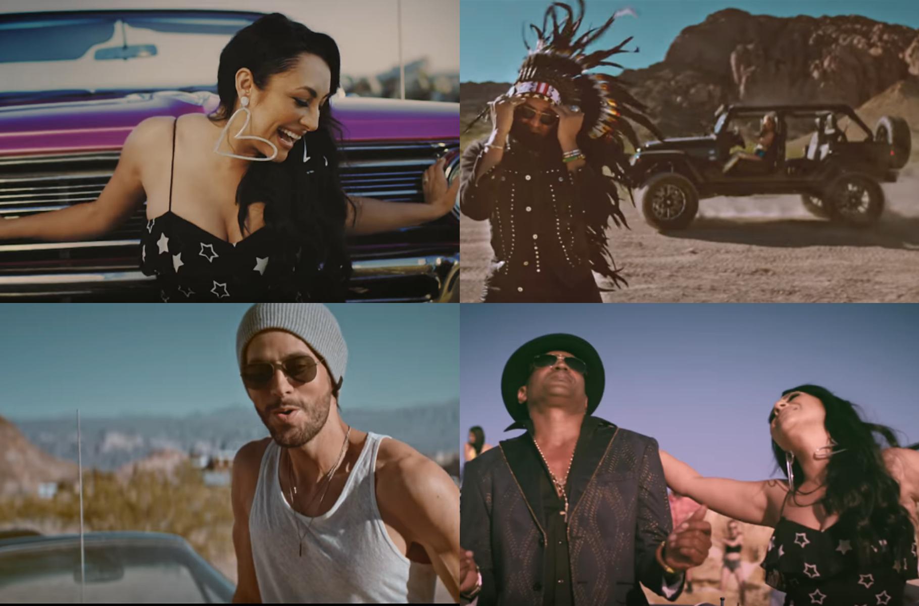 De ziua ei,  Andra a lansat un videoclip în colaborare cu Enrique Iglesias și Descemer Bueno | VIDEO