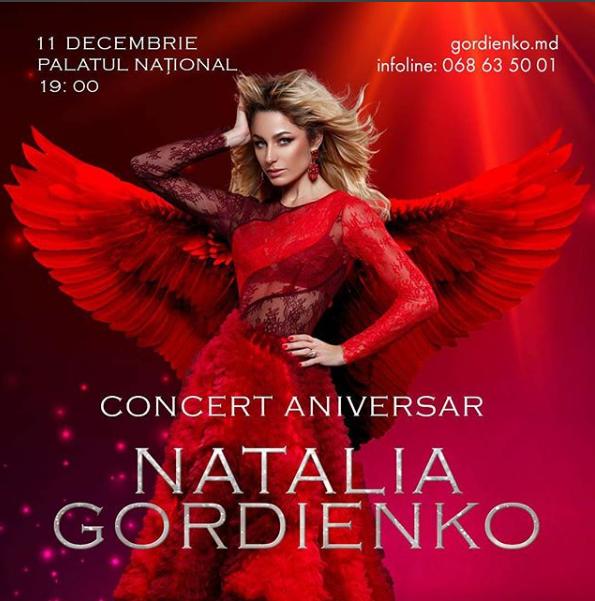Concert grandios la Sala Palatului organizat în cinstea zilei de naștere