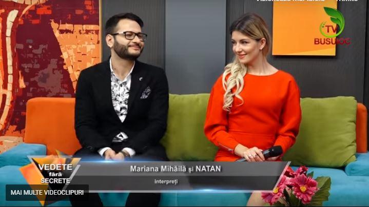 Mariana Mihăila și Natan- Invitații Doiniței Gherman | Vedete fără secrete