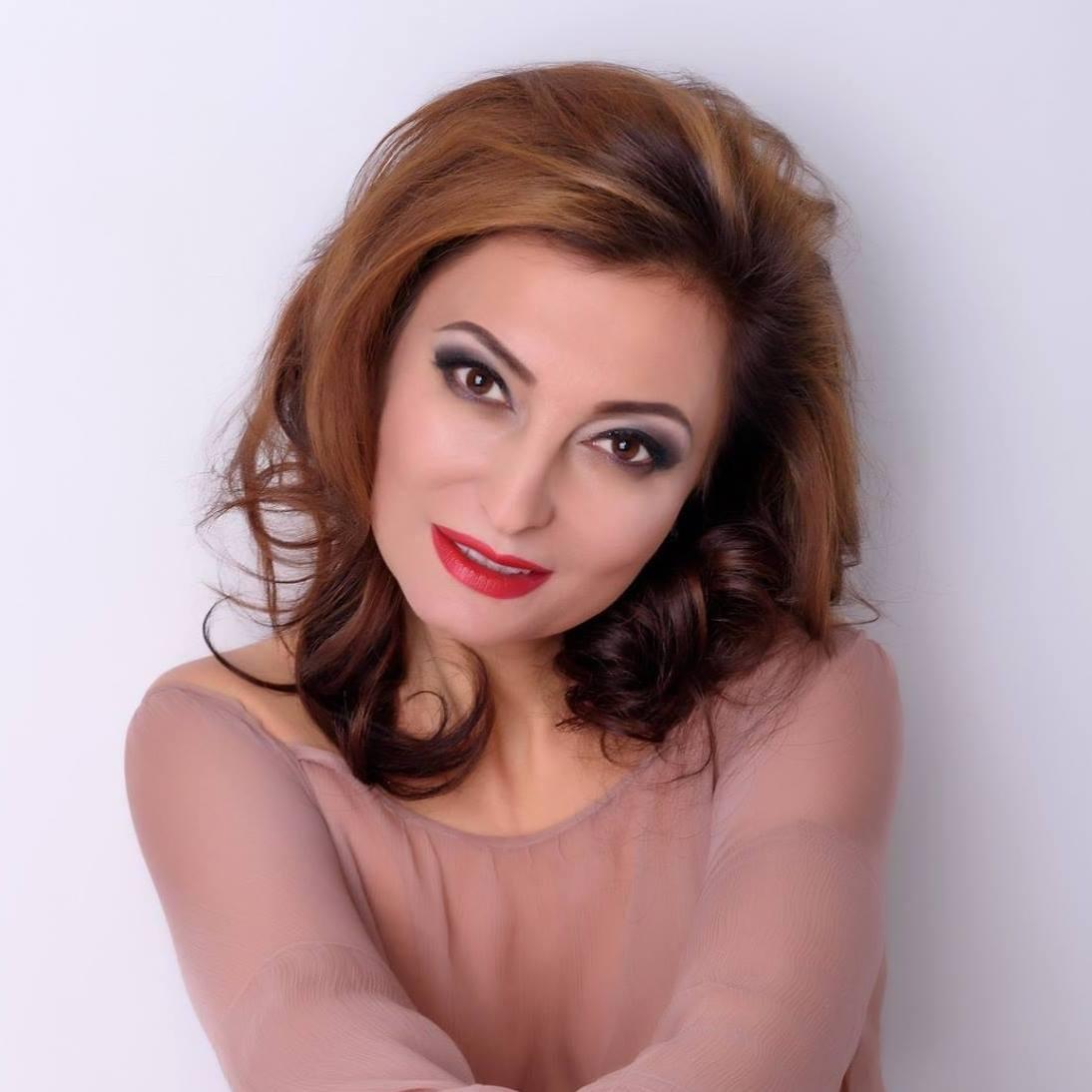 Interpreta Liliana Prado este în toiul pregătirilor pentru mult așteptatul concert