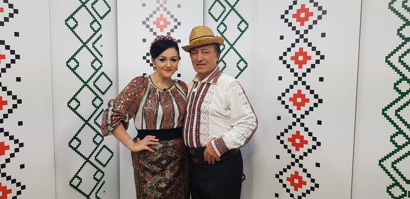 Interpretul Arseni Botnaru a devenit bunic pentru a opta oară