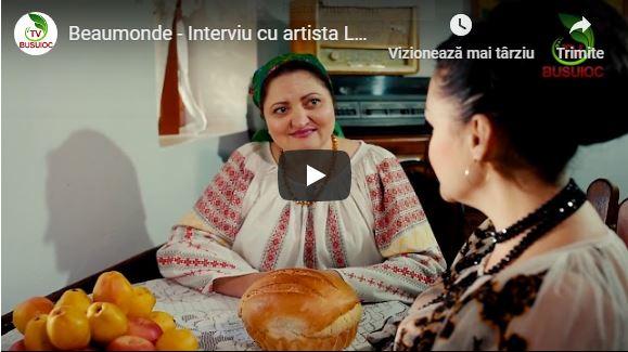Beaumonde – Interviu cu artista Lenuta Gheorghita