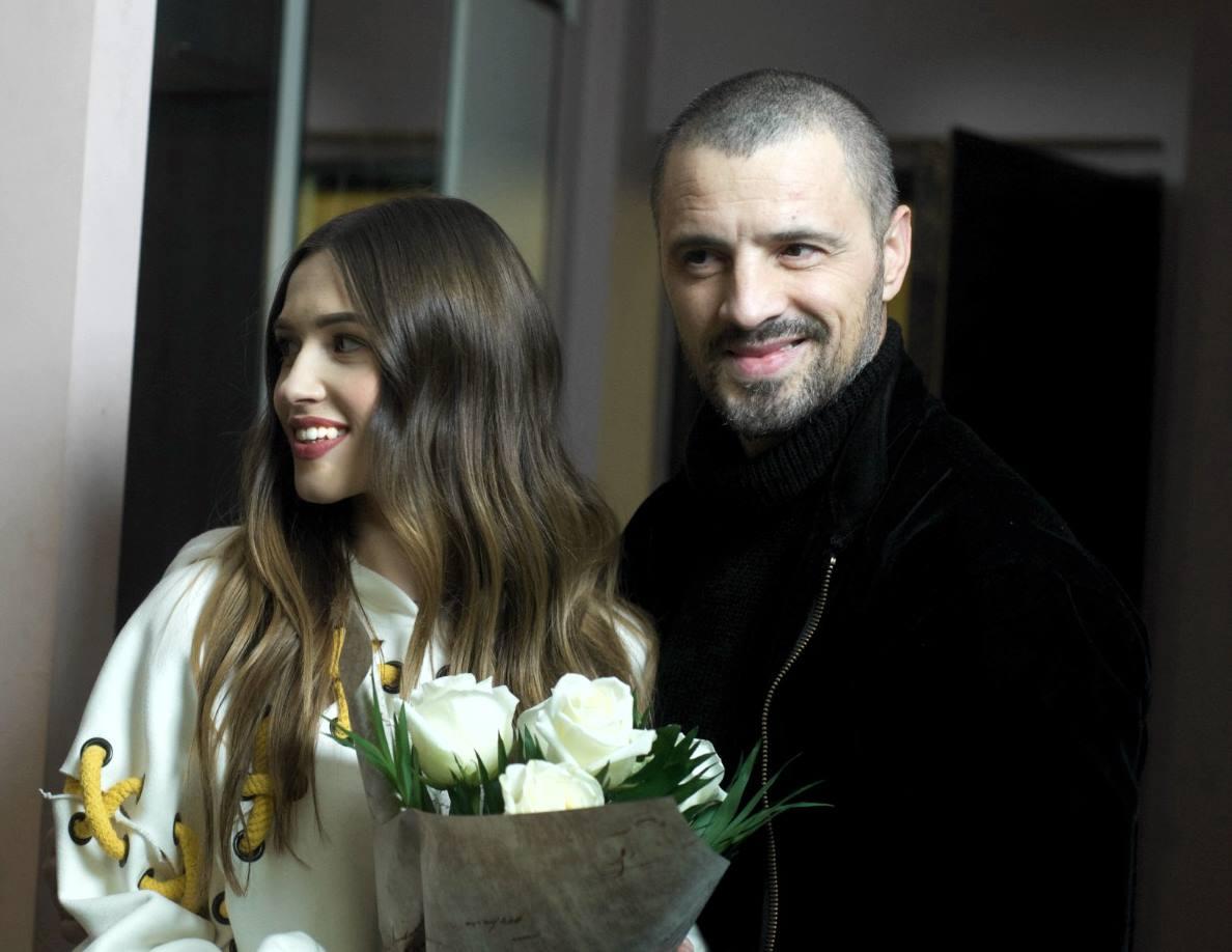 Colaborare neașteptată! Pavel Stratan și Ioana Ignat | Vezi video