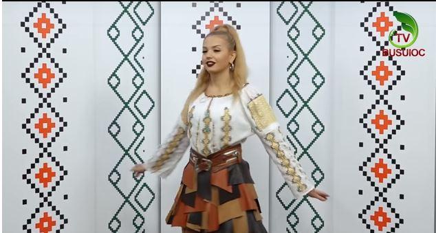 Cântă-mi Lăutare cu Lenuța Gheorghiță – Doinița Gherman admirație deosebită pentru muzica populară