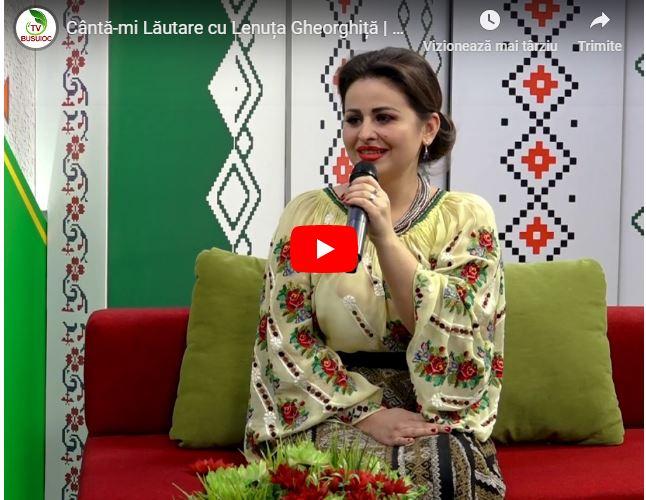 Cântă-mi Lăutare cu Lenuța Gheorghiță | Gabriela Comăneci invitată din România