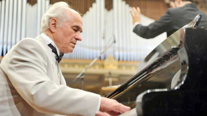Renumitul compozitor  Eugen Doga a împlinit vârsta de 82 de ani! La mulți ani!