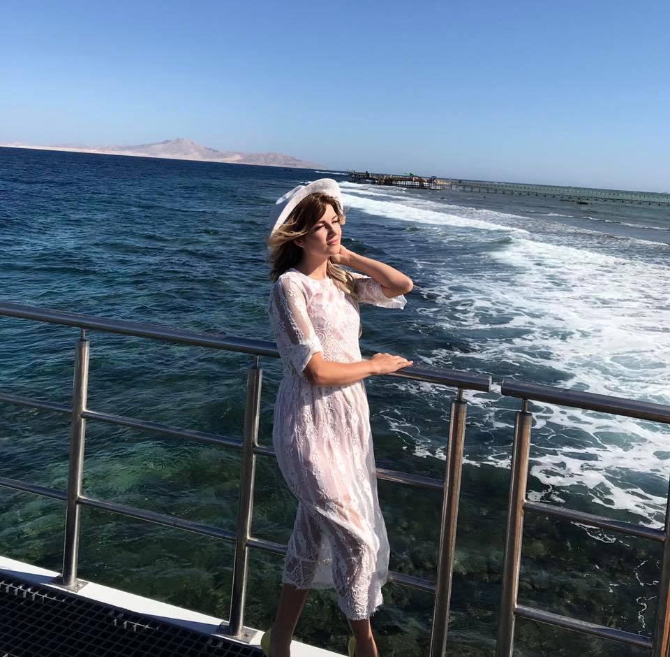 Mariana Mihăilă a avut parte de un sejur incontestabil de fabulos în Egipt | FOTO