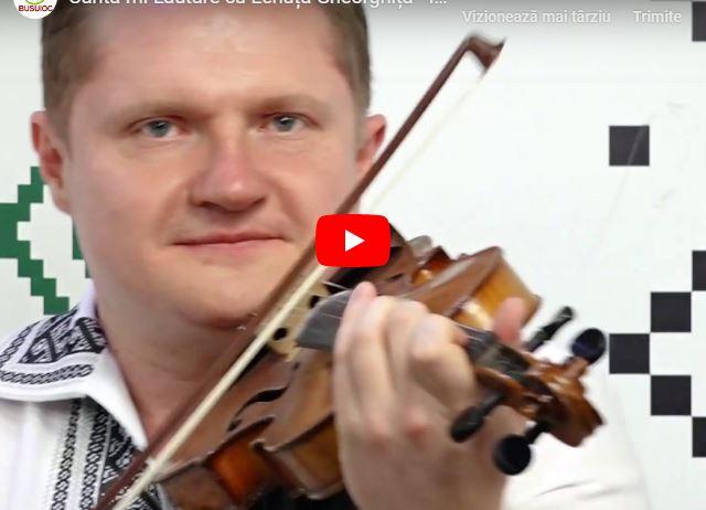 Cântă-mi Lăutare cu Lenuța Gheorghiță – Invitați Dorin Buldumea și Veceslav Ștefăneț (Moldovlaska)