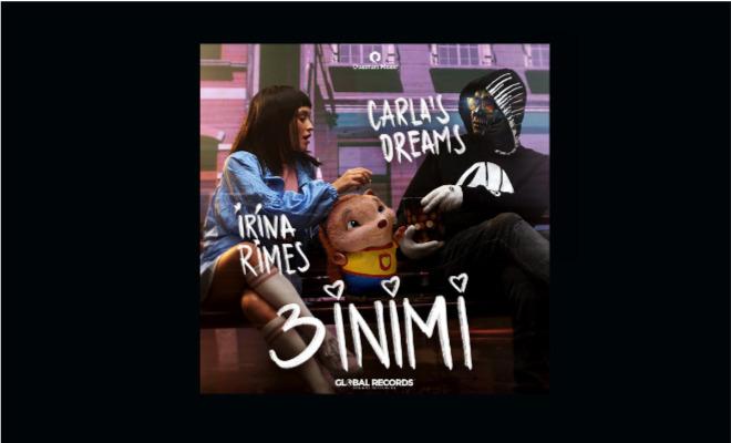 Moldovenii s-au unit! Irina Rimes și Carla's Dreams au lansat prima lor piesă