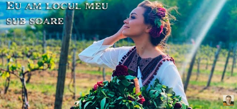 """""""Eu am locul meu sub soare"""" – Un nou produs muzical de la Cornelia Ștefăneț (Video)"""