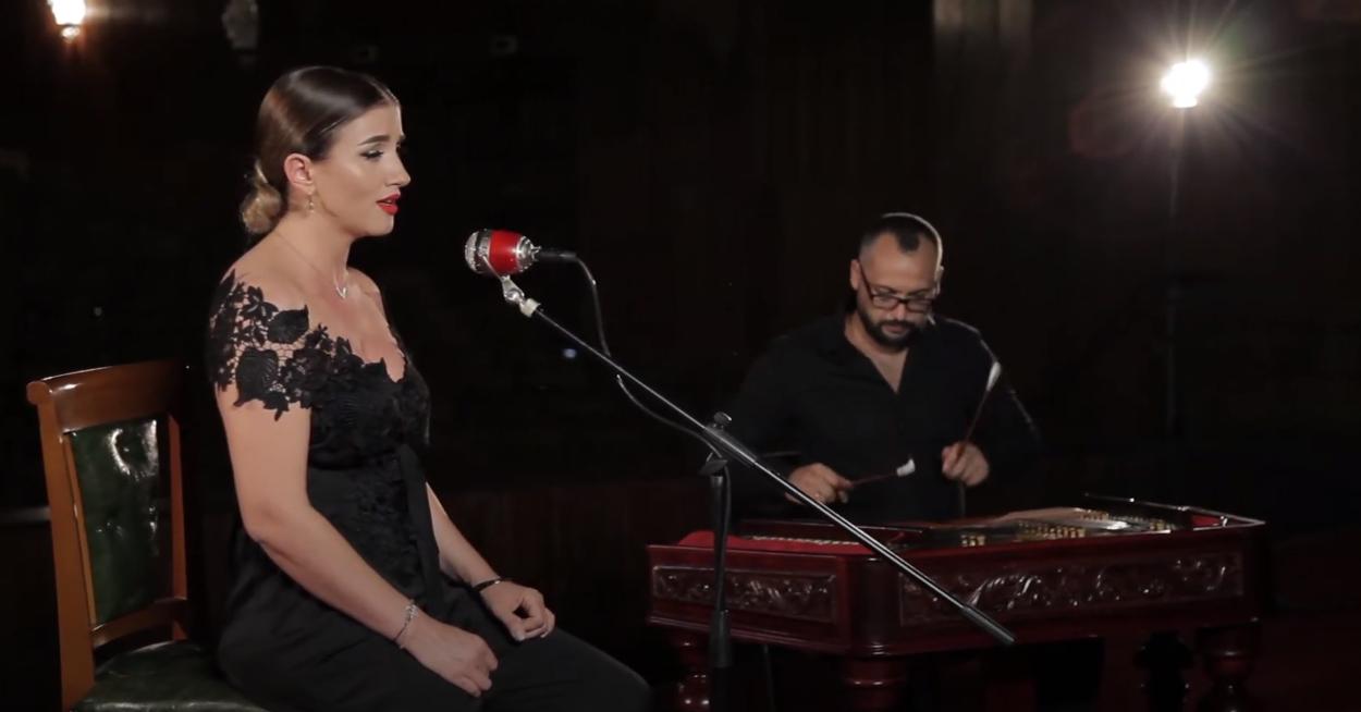 """Viorica Lupu a lansat un altfel de produs muzical """"Alte vremuri, altă muzică""""  sub percuțiile țambalului -""""Părinții mei"""" (Video)"""