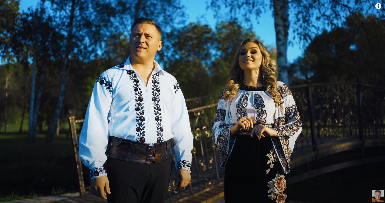 """Duet muzical! """"Mulți prieteni am în viață""""  din partea Corneliei Ștefăneț și a lui Iulian Corochi (VIDEO)"""
